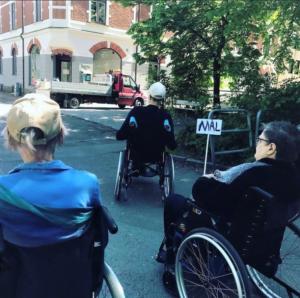 Alzheimerloppet på Vardaga Gruvan i Karlstad